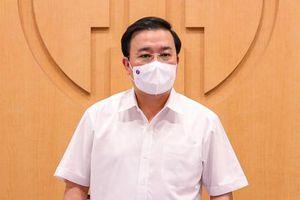 Phó Chủ tịch Hà Nội lo ngại về 'ổ dịch' COVID-19 ở Tập đoàn T&T