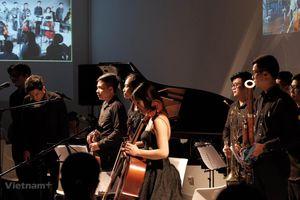 Nhiều bản nhạc nổi tiếng thế giới sẽ được công diễn tại Viện Goethe