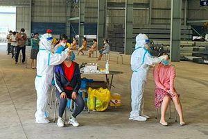 Đà Nẵng tiếp tục xét nghiệm SARS-CoV-2 cho hơn 52.300 lao động