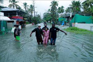 Ấn Độ triển khai nhiều lực lượng chuẩn bị đối phó với cơn bão mới