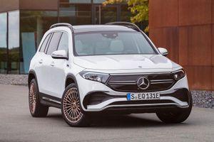 Những ưu điểm của SUV chạy điện Mercedes-Benz EQB 2022