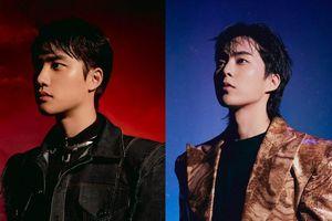 D.O và Xiumin mở màn bộ ảnh teaser comeback của EXO