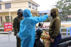 Bắc Ninh yêu cầu người dân 4 huyện, thành phố không ra khỏi nhà sau 20h