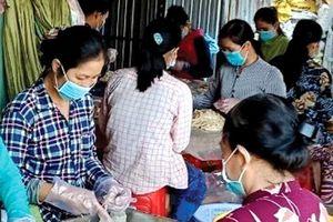 Mô hình sản xuất hiệu quả tạo việc làm cho người dân
