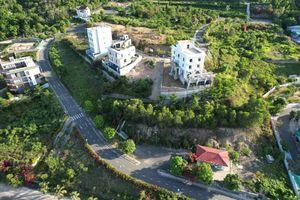 Dự án Khu biệt thự Nha Trang - Seapark của HUD Nha Trang xây dựng vượt tầng