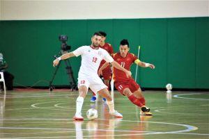 Hòa Lebanon, tuyển Việt Nam giành lợi thế trên hành trình tranh vé dự World Cup