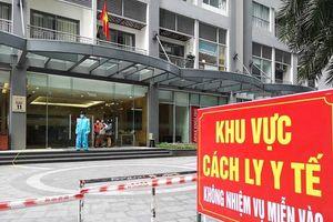 Hà Nội tìm người đến 9 địa điểm, trong đó có 6 quán ăn và quán cà phê