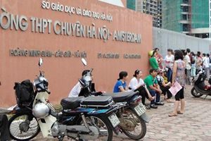 Trường nào năm nay có 'tỷ lệ chọi' vào lớp 10 chuyên cao nhất tại Hà Nội?