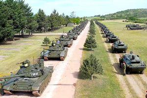 Nga tặng miễn phí hàng chục xe tăng, thiết giáp hiện đại cho đồng minh thân thiết
