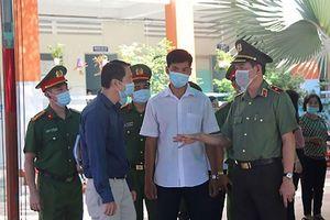 TP.HCM: An ninh trong ngày bầu cử tuyệt đối an toàn