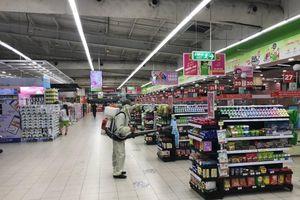 Hà Nội tạm đóng cửa BigC Thăng Long do có F0 đến mua hàng