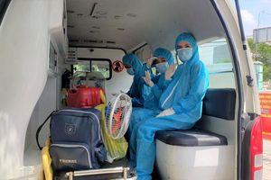 Đà Nẵng: 3 bệnh nhân COVID-19 trong 1 gia đình đã khỏi bệnh