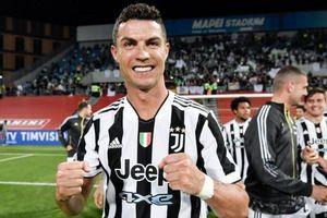 Ronaldo liệt kê danh hiệu