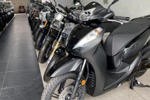Honda Việt Nam triệu hồi SH300i do không đảm bảo yêu cầu bảo vệ môi trường