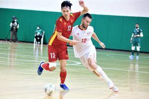 Chờ suất dự World Cup Futsal lần hai