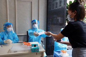 Hà Nội dừng hoạt động một số cơ sở kinh doanh dịch vụ