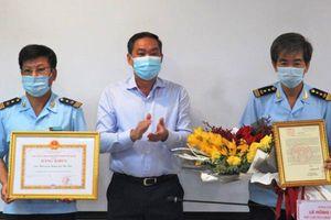 Khen thưởng Cục Hải quan Hà Nội về thành tích phòng, chống ma túy