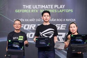 ROG công bố Flow X13 và dải sản phẩm laptop chơi game mới