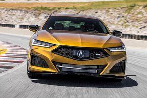 Chi tiết Acura TLX Type S 2021 giá rẻ, 'đối thủ' Audi S4