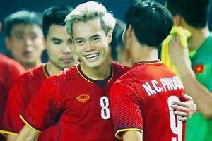 Anh Đức bị loại khỏi danh sánh ĐT Việt Nam dự VL World Cup 2022