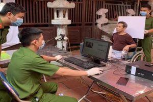 Công an Hà Nội tiếp tục triển khai cấp căn cước công dân điện tử