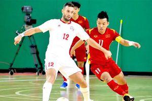 Futsal Việt Nam tái lập kỳ tích vào World Cup?