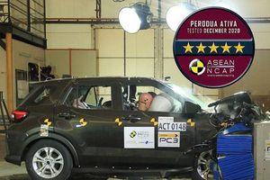 Tiêu chuẩn mới khiến nhiều hãng khó đạt mức 5 sao của ASEAN NCAP