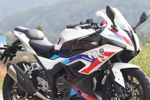 Lộ diện chiếc mô tô Trung Quốc đạo nhái hoàn toàn thiết kế BMW S 1000 RR