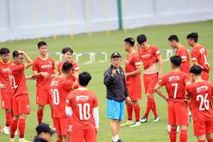 HLV Park chốt danh sách tuyển Việt Nam dự World Cup 2022 tại UAE