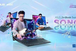 'Hoàng tử Indie' Vũ trong dự án 'Khai mở quyền năng song song' với ZenBook Duo 14 (UX482)