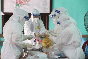 Phát hiện nhiều ca nhiễm ở Bắc Giang nhờ tổng lực xét nghiệm trong 3 ngày