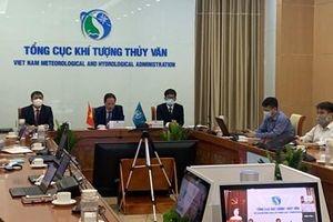 GS.TS Trần Hồng Thái tái cử vị trí Phó Chủ tịch Hiệp hội Khí tượng khu vực II Châu Á