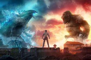 Godzilla và King Kong xuất hiện trong PUBG