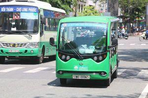 TP Hồ Chí Minh: Thí điểm xe điện dưới 15 chỗ chạy ở Cần Giờ