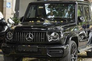 Mercedes triệu hồi AMG G63, G550 vì nguy cơ bung chốt cửa