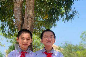 Đôi bạn thân lớp 6 ở Hà Tĩnh đạt giải Olympic Toán quốc tế TIMO