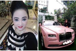 Chân dung bà chủ Đại Nam - Nguyễn Phương Hằng, vợ ông Dũng 'lò vôi': Dát toàn kim cương, đi siêu xe hoành tráng