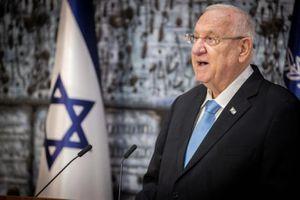 Israel thông báo kế hoạch chuyến công du của Tổng thống Rivlin tới Mỹ
