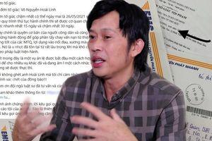 Mạng xã hội xôn xao trước đơn tố giác NS Hoài Linh chiếm đoạt hơn 300 triệu đồng?