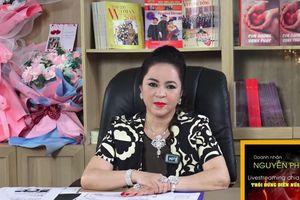 Bà Phương Hằng nói về vụ Hoài Linh từ thiện: 'Tôi mà có 100 nghìn trong đó, tôi cũng lôi cho bằng ra'