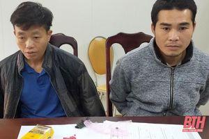 Đấu tranh, phòng chống tội phạm tại huyện biên giới Mường Lát