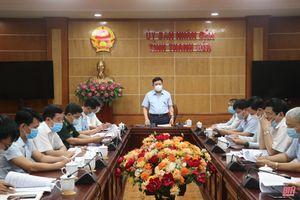 Tháo gỡ khó khăn cho doanh nghiệp về khai thác cầu cảng tại địa bàn Khu kinh tế Nghi Sơn