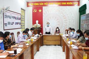 An Giang họp triển khai kế hoạch tổ chức Giải Báo chí về xây dựng Đảng (Giải Búa liềm vàng) tỉnh An Giang lần thứ I năm 2021