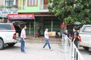 Chủ tịch UBND tỉnh Bắc Giang nói gì về việc cho công nhân KCN trở lại làm việc ?
