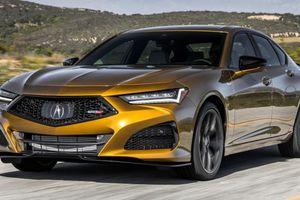 Khám phá Acura TLX Type S 2021 bán ra tại Mỹ với số lượng giới hạn 2.000 xe