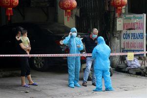 Thành phố Hòa Bình kết thúc cách ly y tế tại khu dân cư tổ 15, phường Đồng Tiến