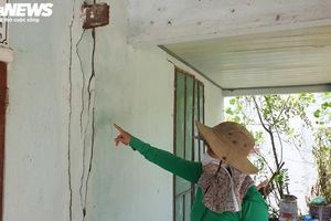 Dân tố nhà máy nổ mìn khiến nhà cửa nứt nẻ, Sở Công thương Quảng Nam nói gì?