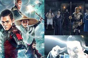 Phim China Captain (Đội trưởng Trung Quốc) bị tố 'nhái' hàng loạt phim siêu anh hùng Mỹ