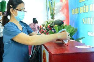 Quảng Ngãi: Một huyện phải bầu thêm đại biểu HĐND