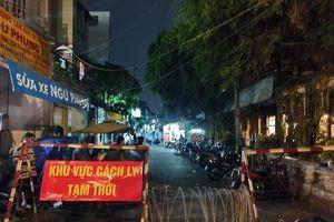 TP Hồ Chí Minh: Phát hiện thêm 10 người nghi mắc Covid-19, nhiều khu vực ở Gò Vấp bị phong tỏa